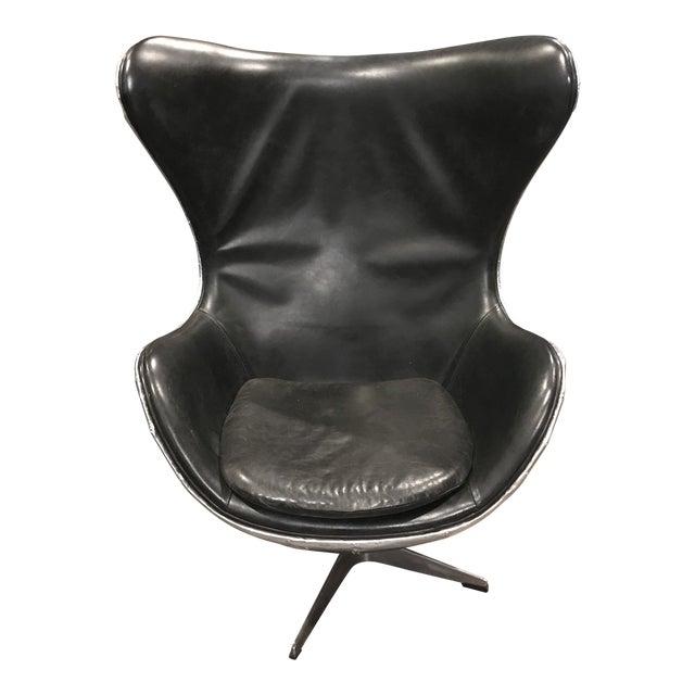Amazing Restoration Hardware Copenhagen Aviator Egg Chair Short Links Chair Design For Home Short Linksinfo