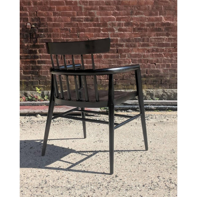 Mid 20th Century Modernist Comb Back Windsor Chair by Paul McCobb For Sale - Image 5 of 10