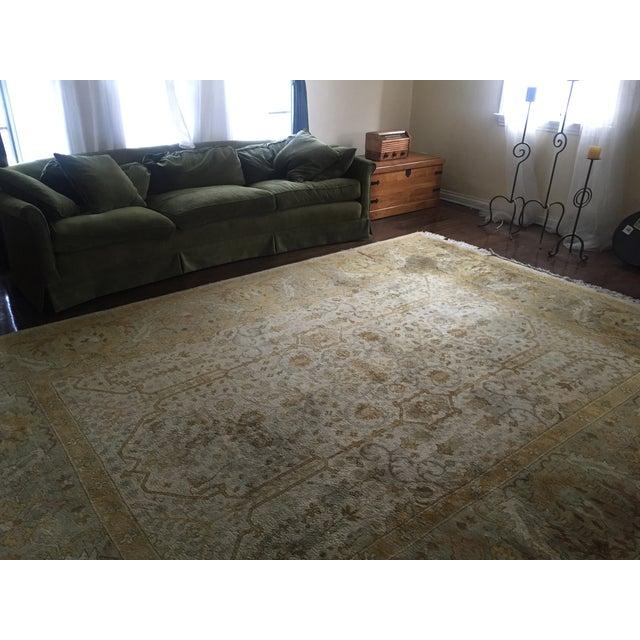 Vintage Wool Persian Rug - Image 6 of 6