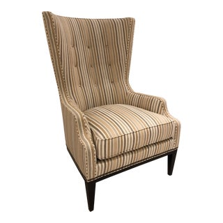 Hickory Chair Elliott Wing Chair For Sale