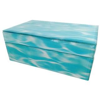 Liquid Glass Jewelry Box