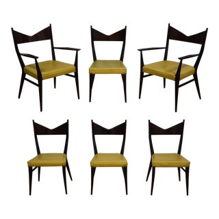 Paul McCobb for Calvin Dining Chairs- Set of 6
