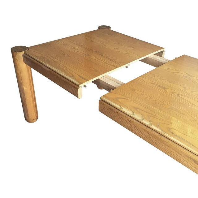 This is a one-off, hand crafted table by award winning designer Rory McCarthy in early 1980's. Sophisticated design plays...
