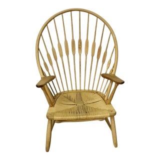 1960s Vintage Hans Wegner for Johannes Hansen Chair For Sale