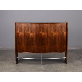1960s Mid Century Rosewood Bar by Dyrlund Danish Modern Preview