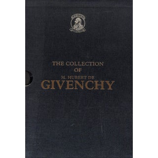 Christie's: The Collection of M. Hubert De Givenchy: Monaco Saturday 4 December 1993 For Sale
