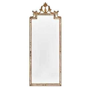 Italian Liberty Style Mirror For Sale