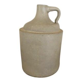 Antique Stoneware Pottery Jug, Circa 1900 For Sale