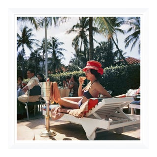 """Slim Aarons, """"Leuisure and Fashion,"""" January 1, 1961 Getty Images Gallery Framed Art Print For Sale"""