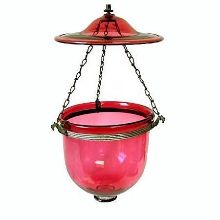 """Height of lantern: 8 1/2"""""""