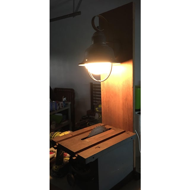 Craftsman Table Saw Table Lamp - Image 4 of 4