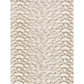 Sample, Scalamandre Komodo, Sand Fabric For Sale