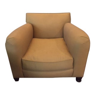 Donghia Main Street Club Chair For Sale