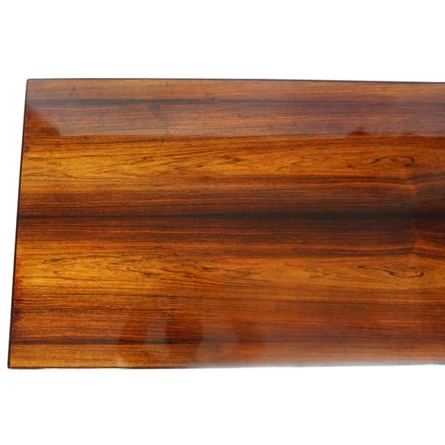 Vintage Danish Rosewood Coffee Table - Image 5 of 8