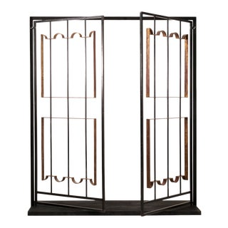 Arturo Pani Custom Gate For Sale
