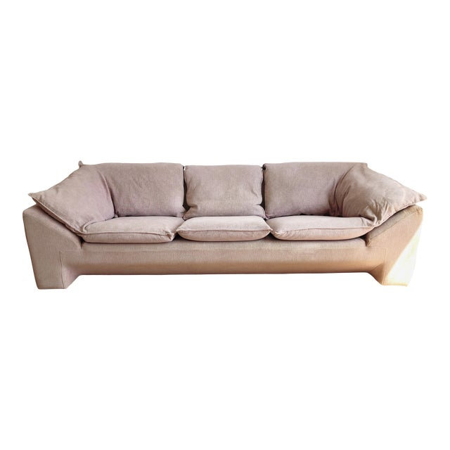 N. Eilersen Danish Modern Down Sofa For Sale