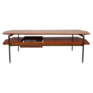 1950s Nothern European Center Table For Sale