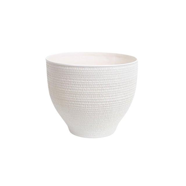 Monumental Ceramic Vessel by David Cressey For Sale