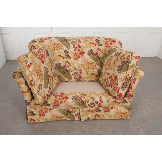 RM COCO English Vintage Settee Love Seat For Sale - Image 4 of 12