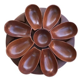 Image of Mahogany Serving Bowls
