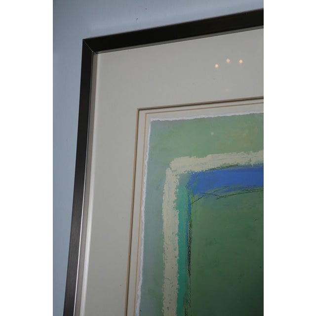Contemporary Doreen Noar, Oil on Paper For Sale - Image 3 of 8