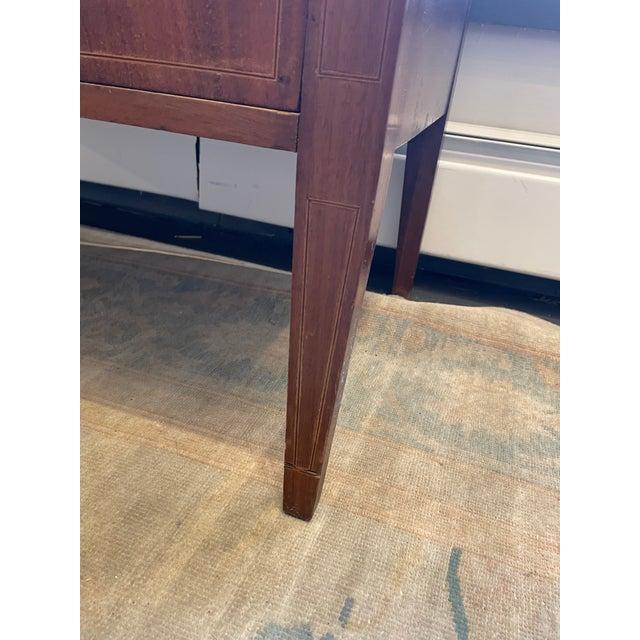 19th Century George Hepplewhite Tambour Desk For Sale - Image 10 of 13