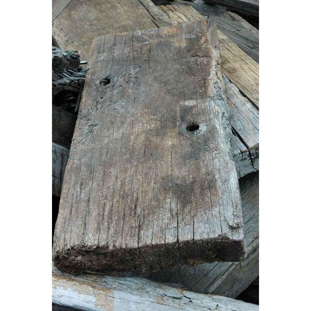 Coney Island & Far Rockaway Ipe Wood Souvenier Block - Image 3 of 3