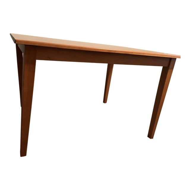Solid Wood Cherry Table For Sale