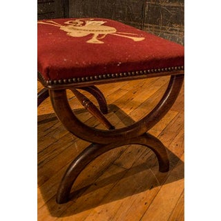 Scottish Simulated Rosewood Stool Preview
