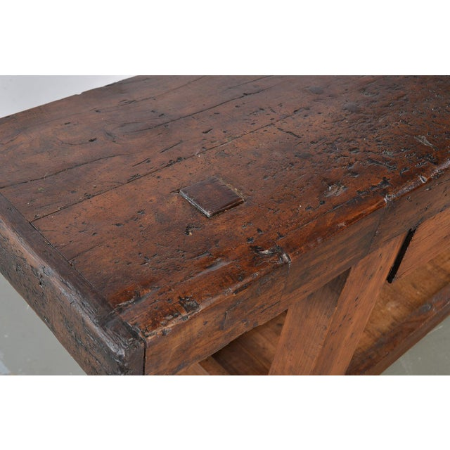 French 19th Century Work Bench For Sale - Image 11 of 13