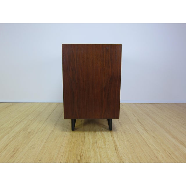 1950s George Nelson for Herman Miller Walnut Dresser For Sale In New York - Image 6 of 13