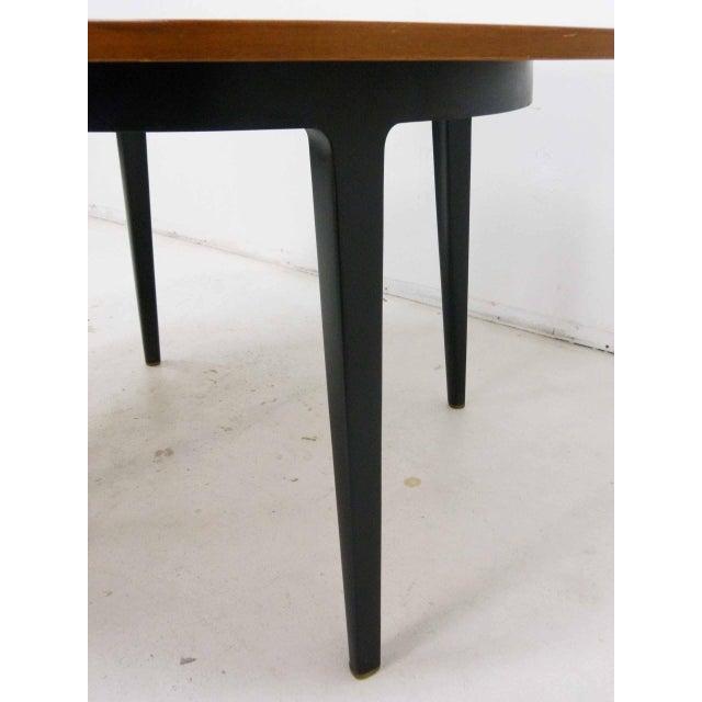 Edward Wormley for Dunbar Round Mahogany Dining Table - Image 5 of 10