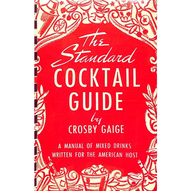 """The Standard Cocktail Guide"" Book - Image 6 of 6"
