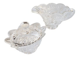 Image of Transparent Tea Sets