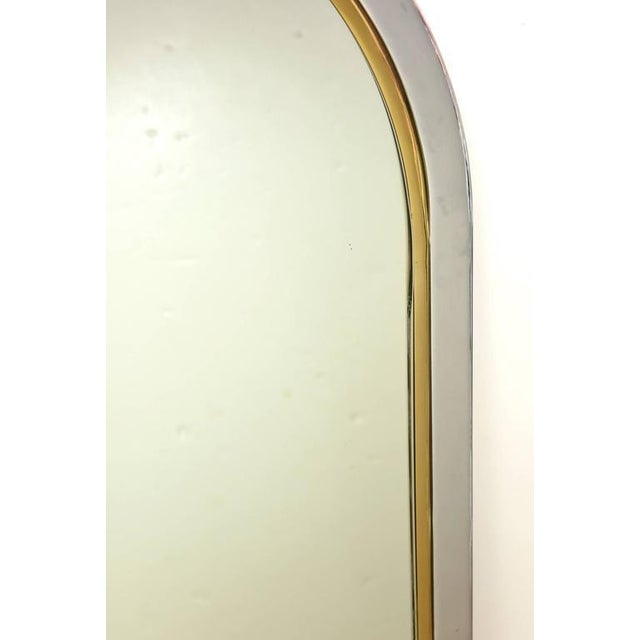 Pace Racetrack Arched Wall Mirror For Sale In Miami - Image 6 of 8