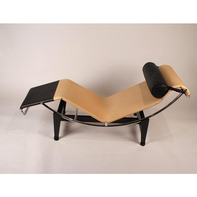 Le Corbusier Lc4 Lounge Designed by Le Corbusier, Louis Vuitton For Sale - Image 4 of 11