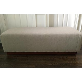 Ralph Lauren Home Modern Hollywood Bed Bench Preview