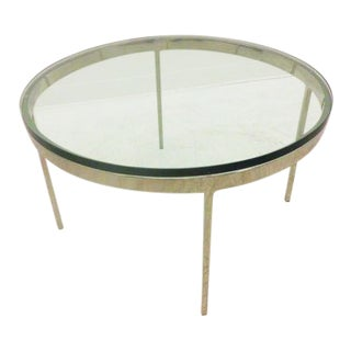 Zographos Round Low Table