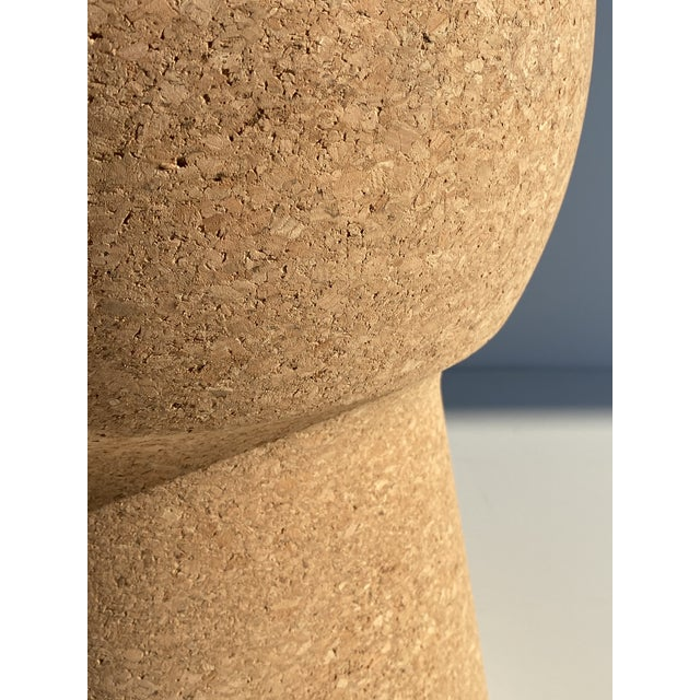 Champagne Cork Stool/Side Table For Sale - Image 9 of 13