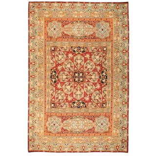 Antique Oversize Besserabian Carpet For Sale