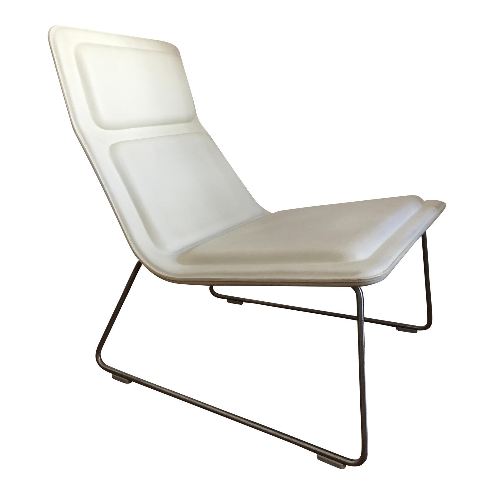 Jasper Morrison Cappellini Low Pad Lounge Chair Tom Dixon