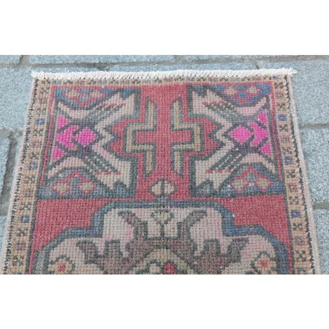 "Tribal Village Carpet - 3' x 1'8"" - Image 3 of 10"