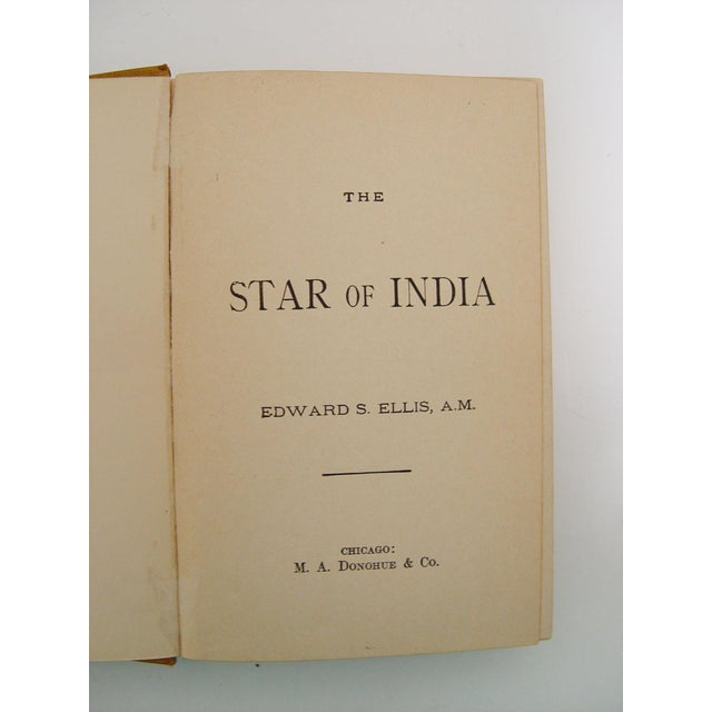 1888 The Star of India Book For Sale - Image 5 of 6