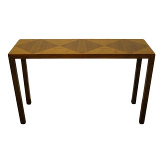 20th Century Lane Furniture Alta Vista Accent Sofa Table For Sale