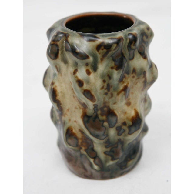 Axel Salto Vase Produced By Royal Copenhagen. Store formerly known as ARTFUL DODGER INC