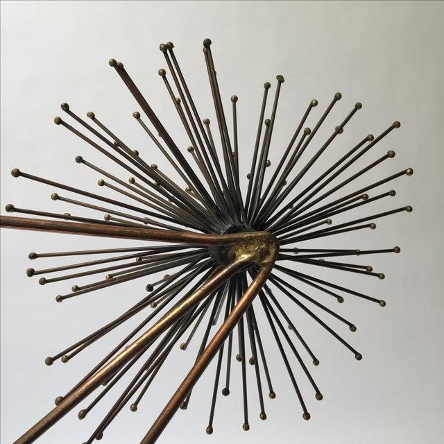 Marc Weinstein Metal Wall Sculpture - Image 10 of 11