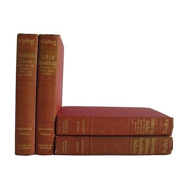 Works of Rudyard Kipling - Set of 4 - Image 3 of 4