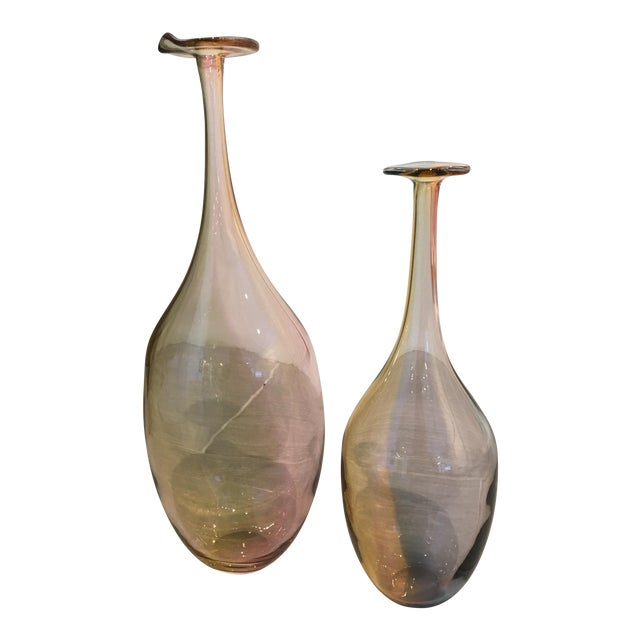 Fidji Vases by Kjell Engman For Sale