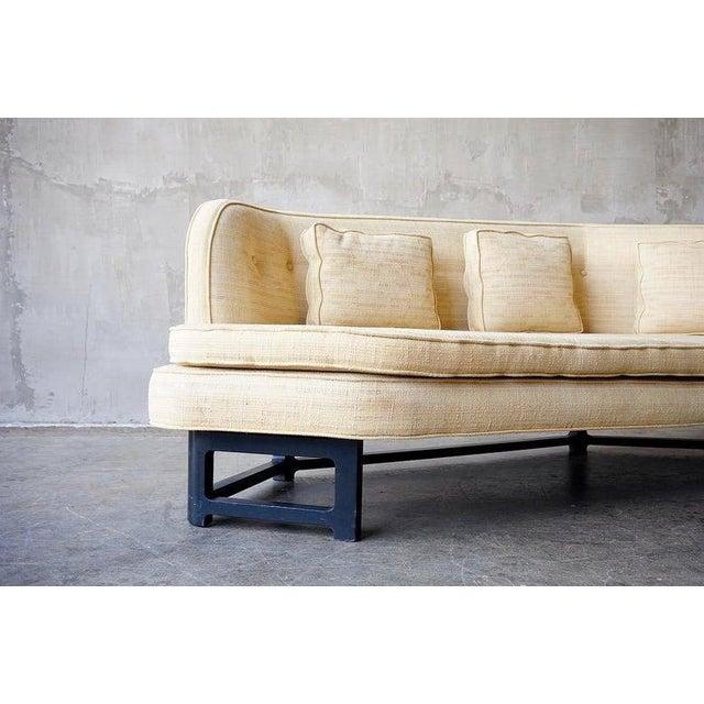 Edward Wormley for Dunbar 'Janus' Sofa For Sale In Sacramento - Image 6 of 9