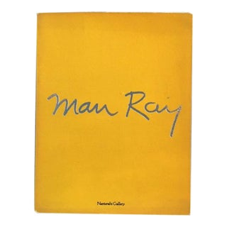 """Haruko Aoki"" Man Ray Japanese Art Book"